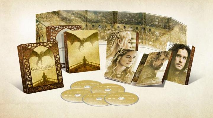 DVD y Blu-ray de 'Juego de tronos'