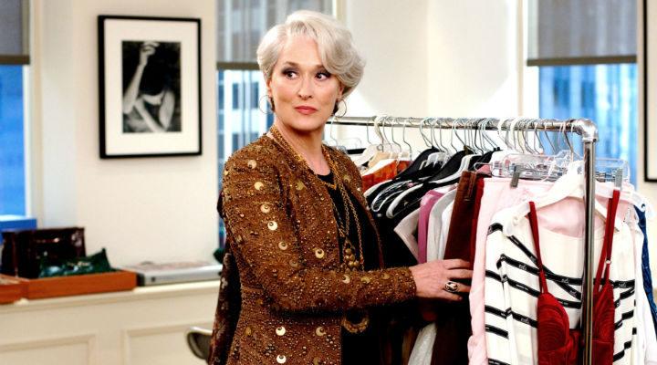 Meryl Streep El diablo se viste de Prada