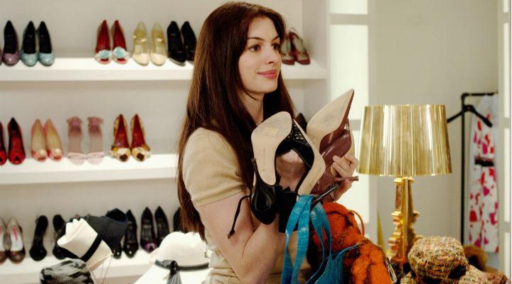 Anne Hathaway El diablo se viste de Prada