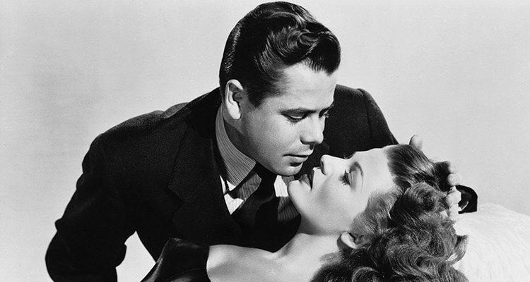 Glenn Ford y Rita Hayworth en 'Gilda'