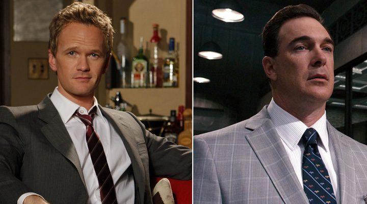 Los actores que protagonizarán la próxima serie de Netflix, Neil Patrick Harris y Patrick Warburton