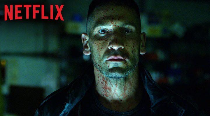 Frank Castle personaje de 'Daredevil'