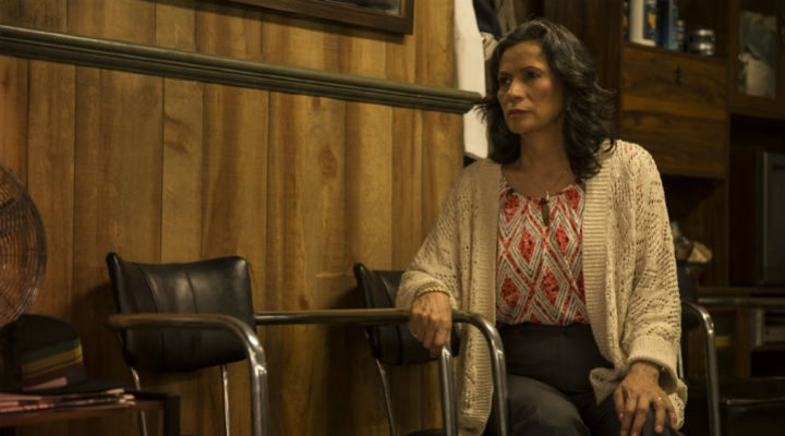 Patricia Reyes Spindola Fear the Walking Dead