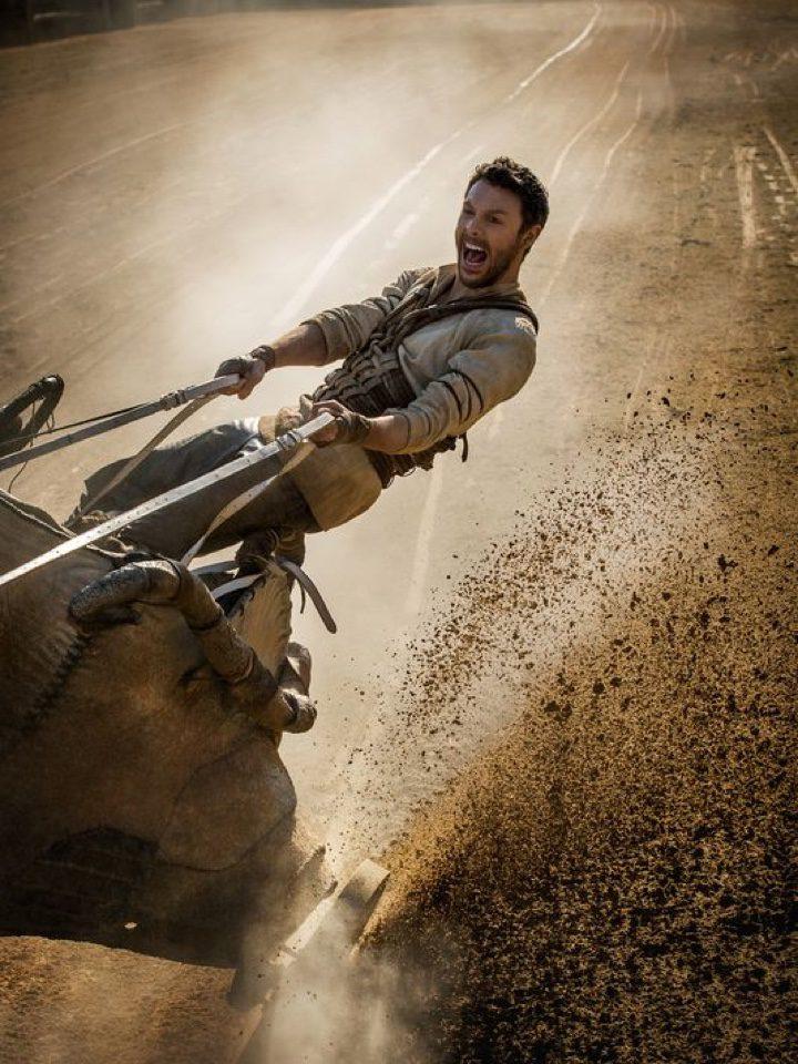 Segunda fotografía sobre el remake de 'Ben-Hur' publicada por USA Today
