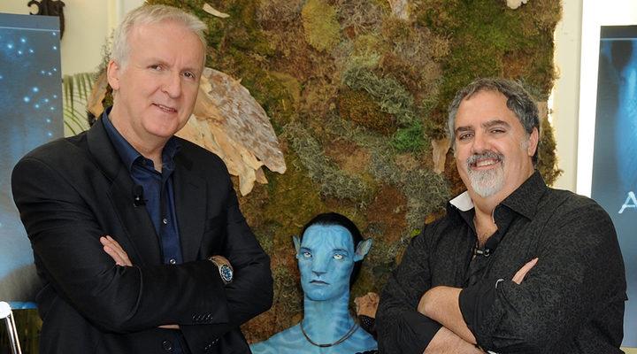 James Cameron y Jon Landau