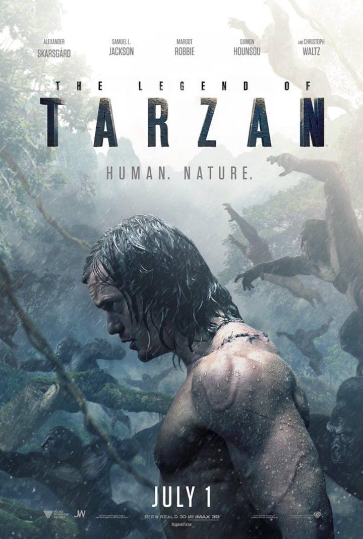 'La leyenda de Tarzán'