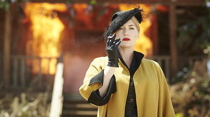 Kate Winslet en 'La Modista'
