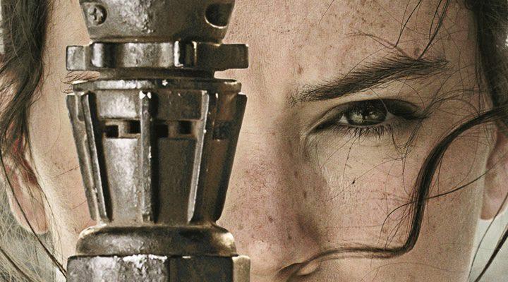 Daisy Ridley en una de las imágenes promocionales de la última entrega