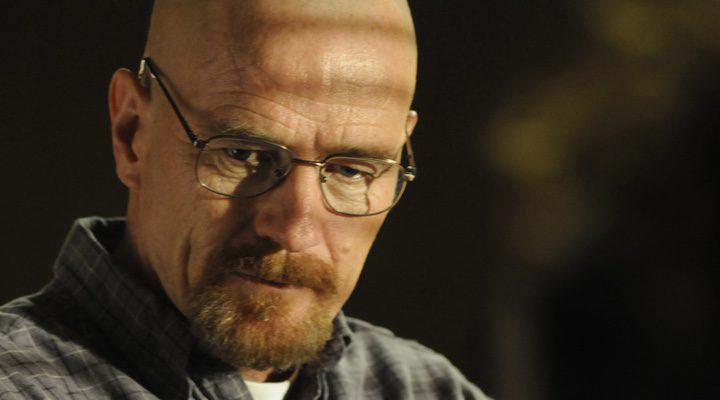 Walter en 'Breaking Bad'