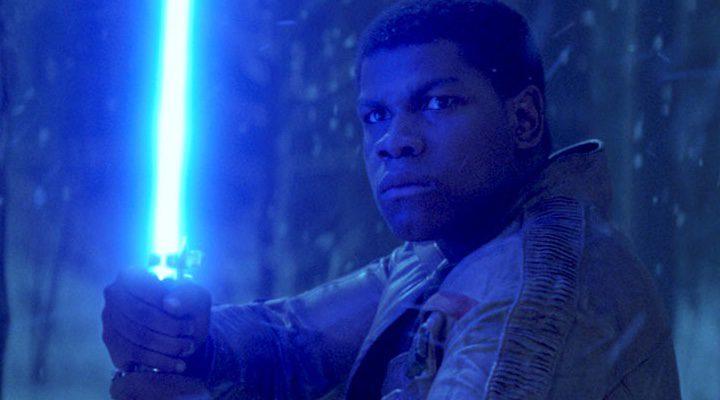 Finn en 'Star Wars: Episodio VIII