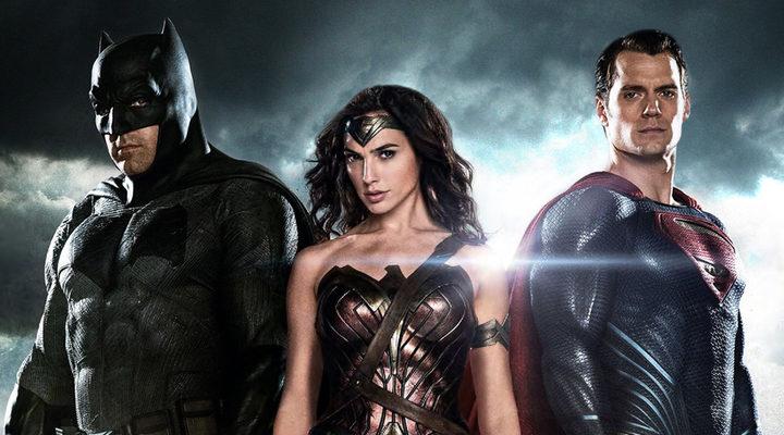 La Trinidad de DC en 'Batman v Superman'