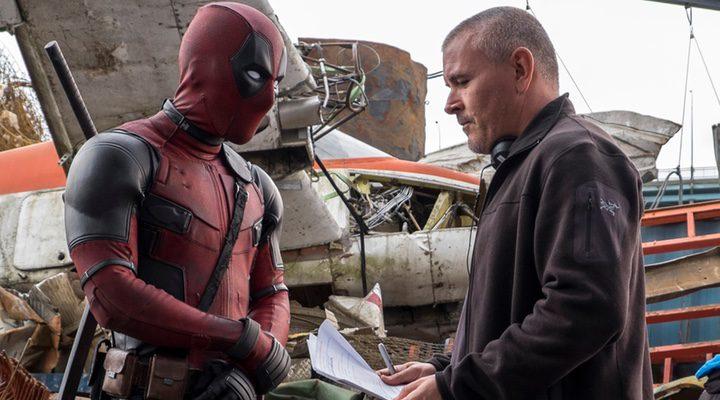 Rodaje de 'Deadpool' con Tim Miller