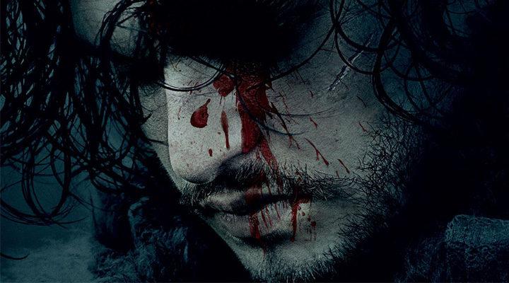 Jon Snow en la 6ª temporada de 'Juego de Tronos'