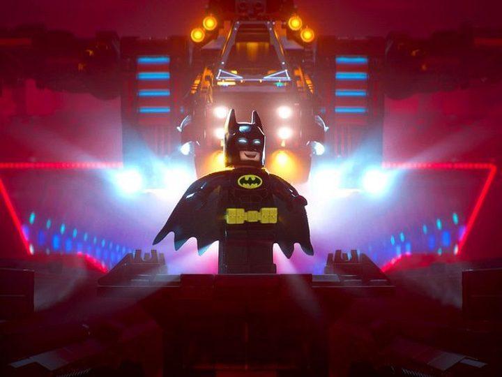 Batman LEGO en la batcueva