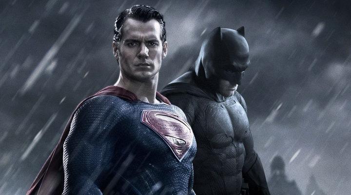 Imagen promocional 'Batman v Superman'