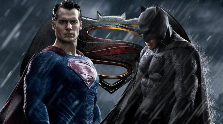 Batman v Superman, superhéroes muy en forma