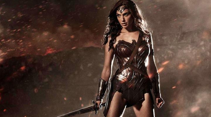 Gal Gadot es Wonder Woman en 'Batman V Superman: El amanecer de la Justicia