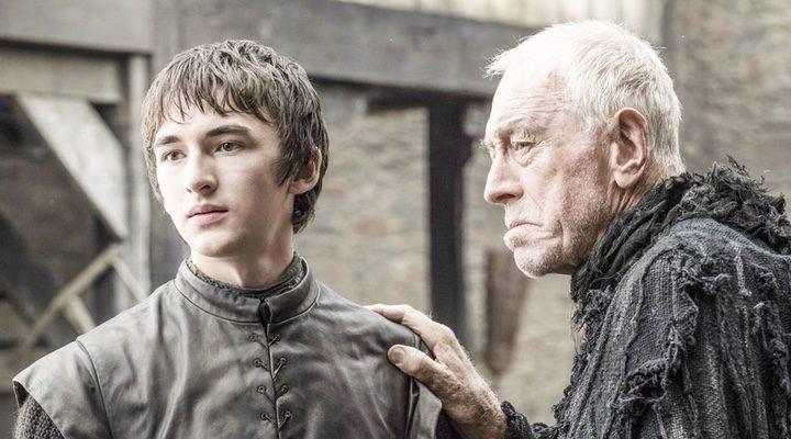 Una de las fotografías que la HBO lanzó de la sexta temporada de 'Juego de Tronos'