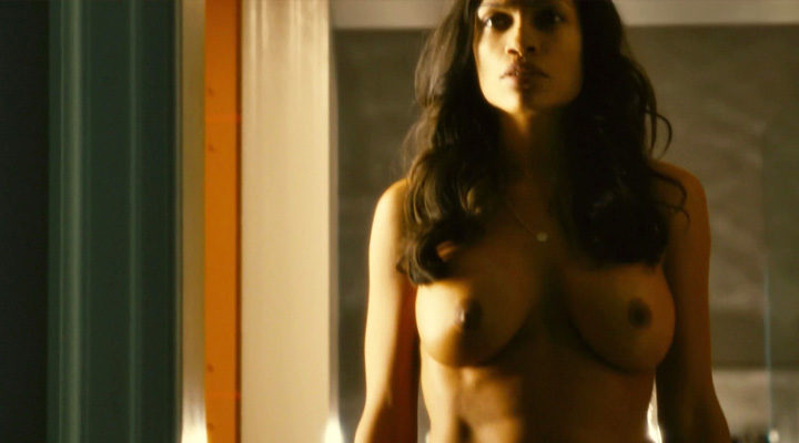 Rosario Dawson en 'Trance'