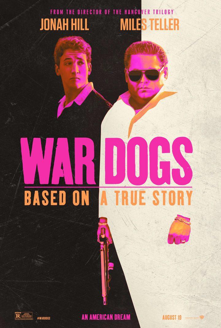 Póster 'War Dogs'