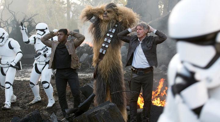'Star Wars El despertar de la Fuerza': Llega el teaser de las escenas eliminadas