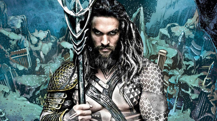 fan art de Aquaman