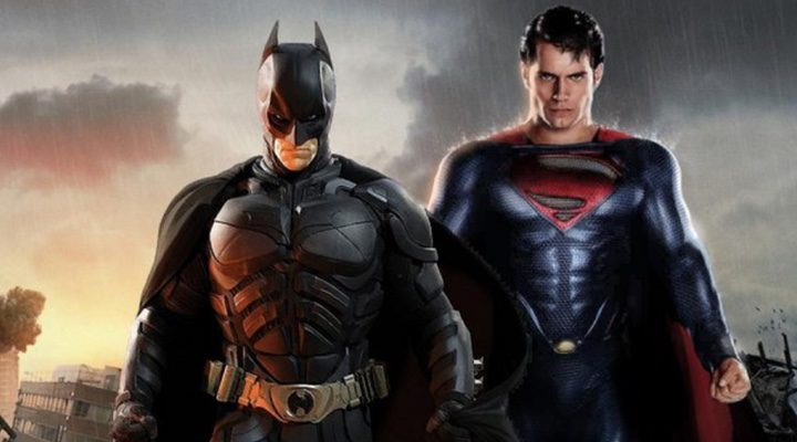 los superhéroes Batman y Superman, en 'Batman v Superman: el amanecer de la justicia'