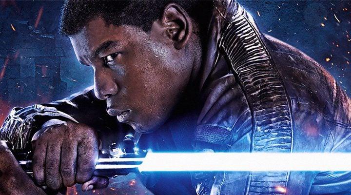 John Boyega en 'Star Wars: El despertar de la Fuerza'