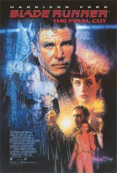 Cartel oficial de 'Blade runner: the final cut'