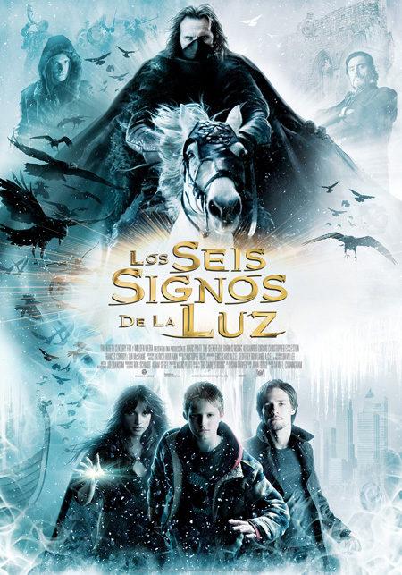 Cartel y tráiler en castellano de 'Los seis signos de la luz'