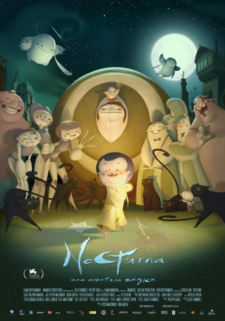 'Nocturna', animación nacional