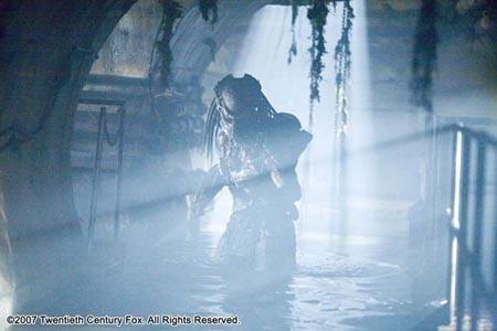 Nuevas imágenes de 'Aliens vs Predator: requiem'