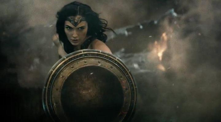 gal gadot como wonder woman en batman v superman