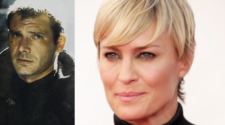 Robin Wright estará en Blade Runner 2
