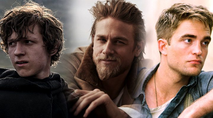 Charlie Hunnam, Robbert Pattinson y Tom Holland, protagonistas de 'The Lost City of Z'