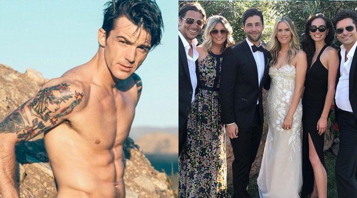 La boda de Josh Peck y Drake Bell en 2017