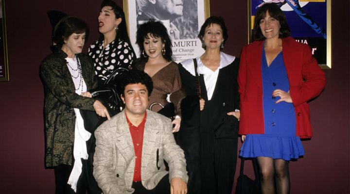 Chus Lampreave trabajó en varias películas junto a Pedro Almodóvar