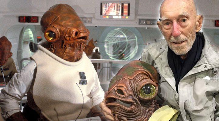 Erik Bauersfeld en 'Star Wars'