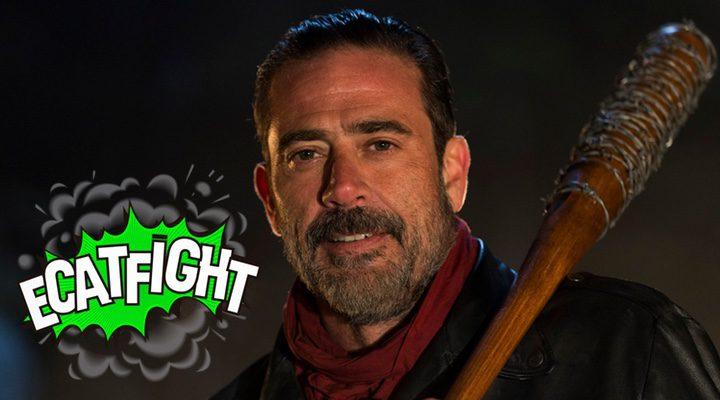 eCatfight The Walking Dead