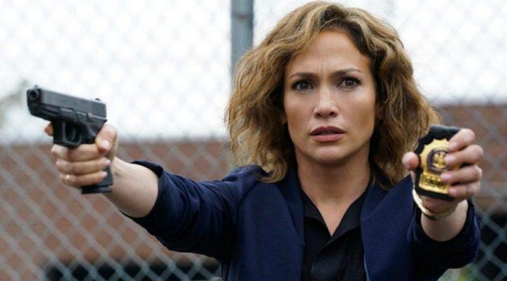 'Jenifer Lopez en 'Shades of Blue''