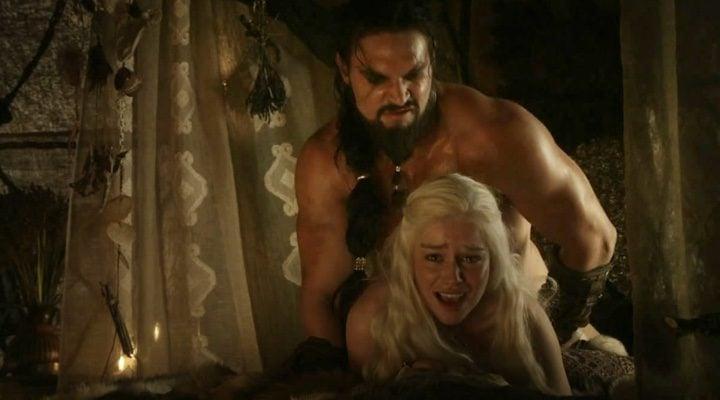 Juego De Tronos Emilia Clarke Señala Que El Pene De Khal Drogo