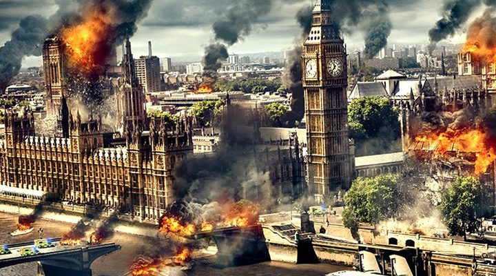 explosión big ben en objetivo: londres