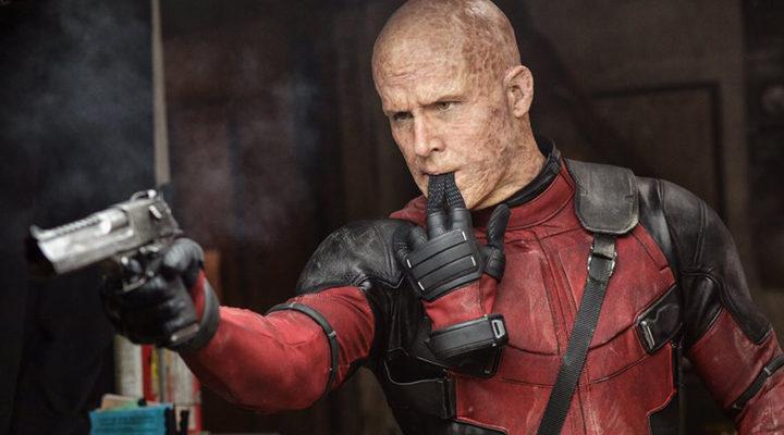 Ryan Reynolds en 'Deadpool'