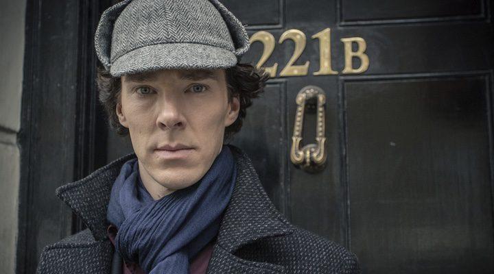 Sherlock protagonizada por Benedict Cumberbatch