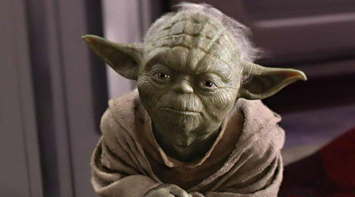 Yoda de 'Star Wars'