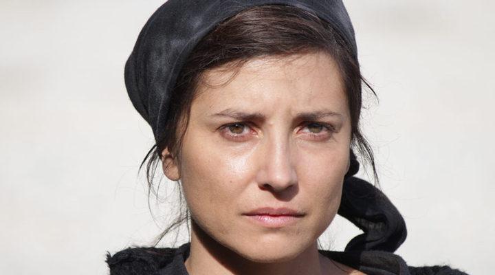 Marian Álvarez en 'Lobos sucios'