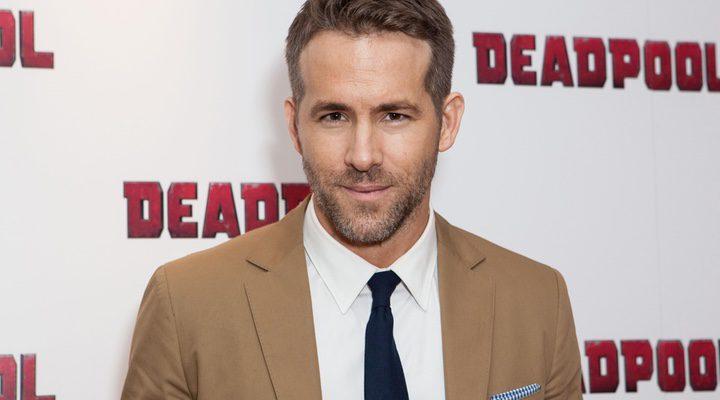 Ryan Reynolds en la promoción de 'Deadpool'