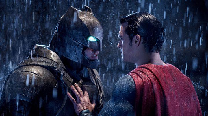Superman y Batman en el último trabajo de Zack Snyder