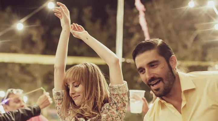 Natalia de Molina y Alex García en 'Kiki, el amor se hace'