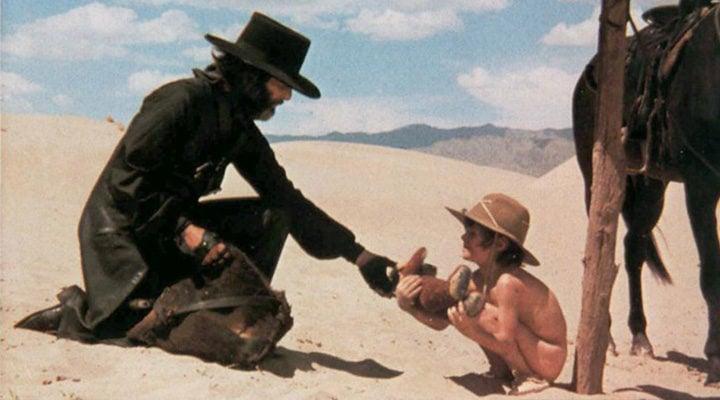 Jodorowsky en 'El Topo'
